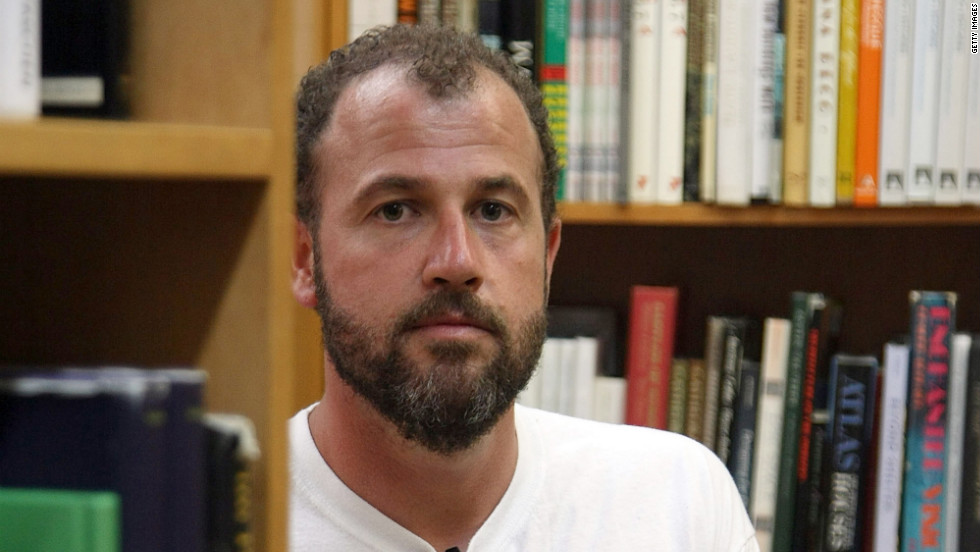 "James Frey: The author of ""A Million Little Pieces"" found himself in the crossfire after The Smoking Gun determined he had fabricated parts of his memoir, which had been chosen for Oprah's Book Club."