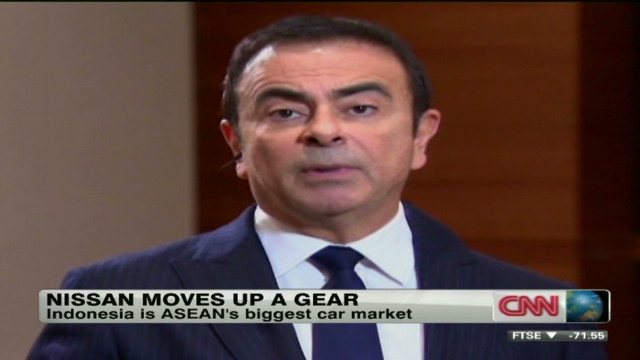 Nissan expands in Indonesia