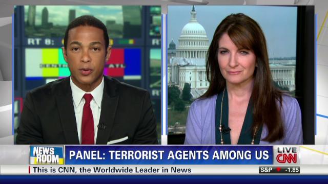 Iran operations inside the U.S.?