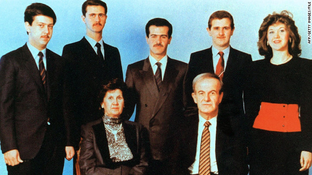 Getting to know Syria's first family - CNN ...