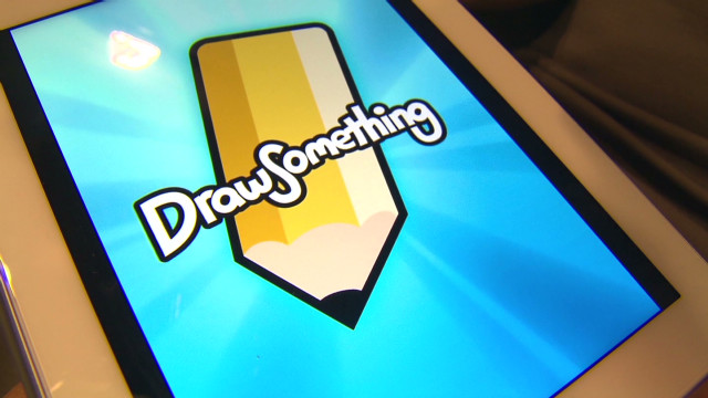 Draw Something's fast rise and sale