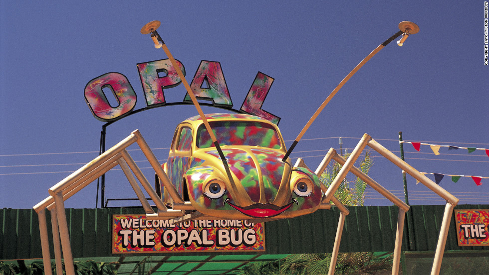 Coober Pedy is home to a small but diverse international community and mining and opal-themed attractions.