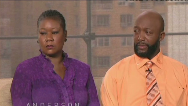 Teen's dad: Trayvon saw his death coming