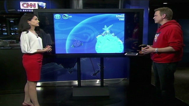 2012: 'Angry Birds' soar into space