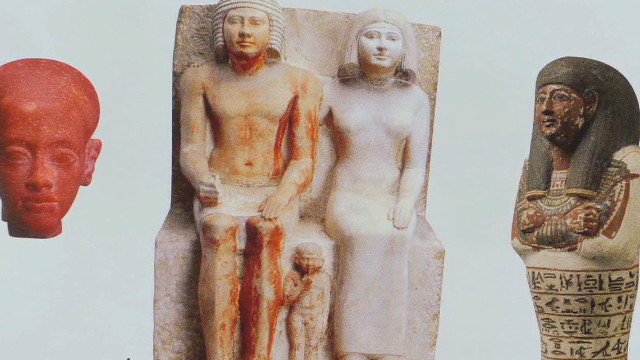 Egypt's stolen antiquities