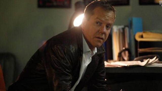"Kiefer Sutherland starred as Jack Bauer in ""24."""