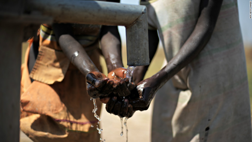 The United Nations estimates that 2.5 billion people still lack basic water sanitation. Traditional solutions providing cleaner, more reliable water supplies are increasingly being aided by technology.