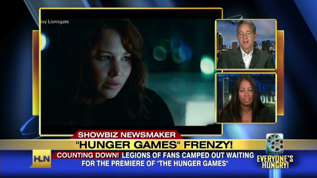 'Hunger Games' bigger than 'Twilight'?!