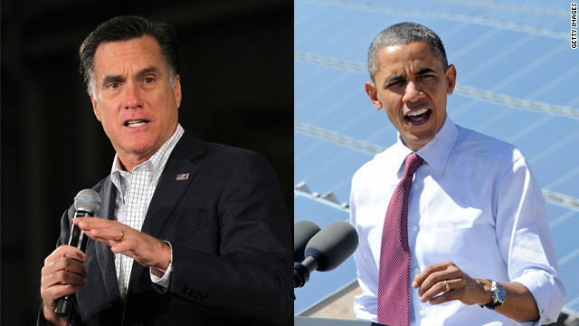 Mitt Romney and Barack Obama will most likely face off on the ballot in November.