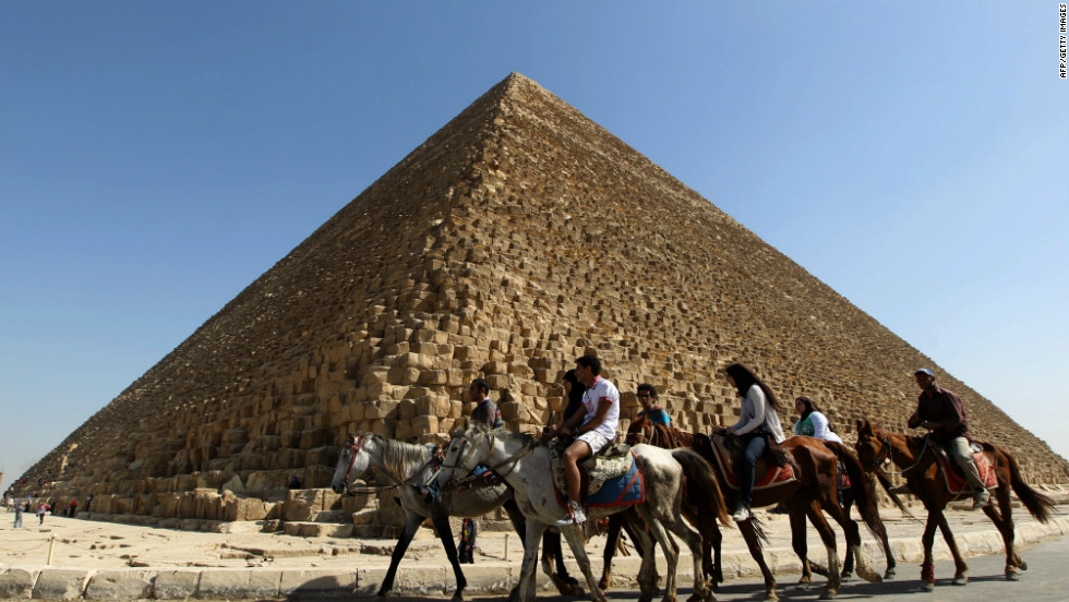 Egypt's 2011 revolution has taken a heavy toll on the nation's tourism industry.