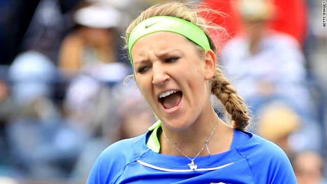 Victoria Azarenka has now gone 24 matches unbetaen in 2012 after her victory over Michaella Krajicek