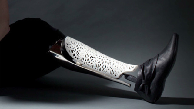 how to make prosthetic limbs