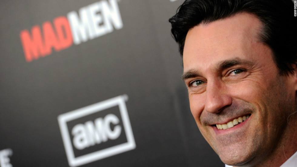 "Jon Hamm is sort of a man of mystery as Don Draper on ""Mad Men"" so Batman wouldn't have been a huge stretch, would it?"
