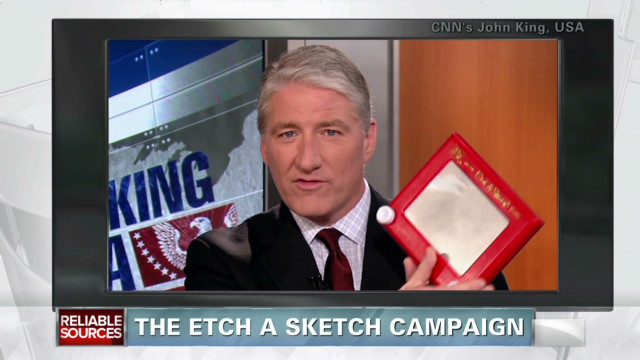 The Etch A Sketch campaign