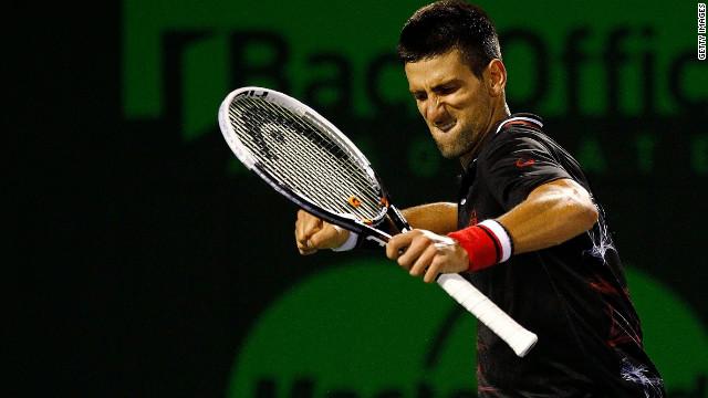 World No. 1 Novak Djokovic aiming to overthrown 'King of Clay'  Rafael Nadal at Monte-Carlo Masters