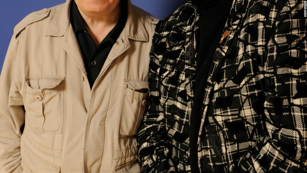 Director Lech Majewski with actor Rutger Hauer at the Sundance Film Festival in 2011; since premiering at film festivals around the globe, the movie has garnered positive reviews.