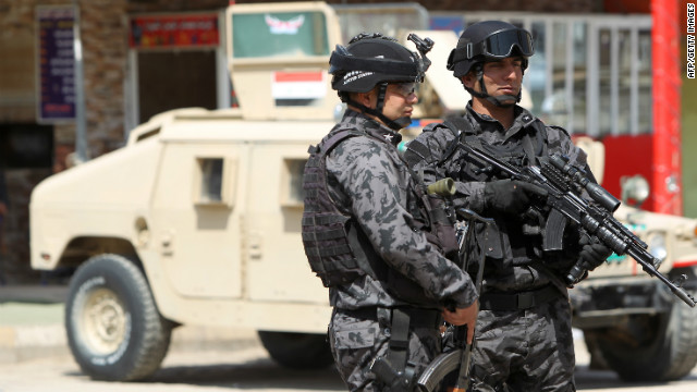 Baghdad tightens security for summit