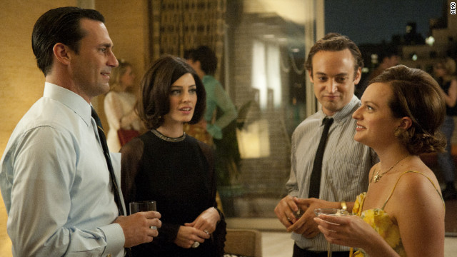 "A still from the March 25 episode of ""Mad Men."""