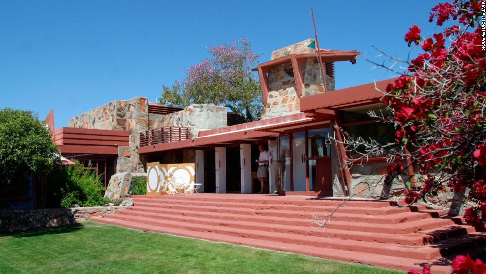 Taliesin West in Scottsdale, Arizona