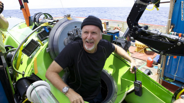 James Cameron's recent journey to the deepest point in the ocean deserves more attention, says Amitai Etzioni.