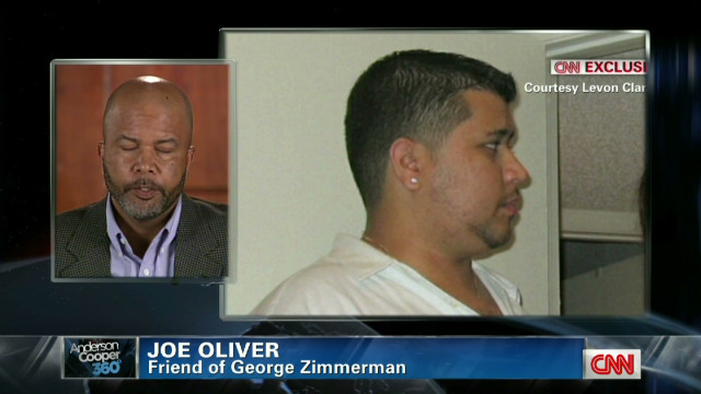 'Zimmerman was in fear for his life'