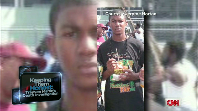 Trayvon Martin witness steps forward