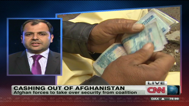 Afghanistan's cash woes: What's next?