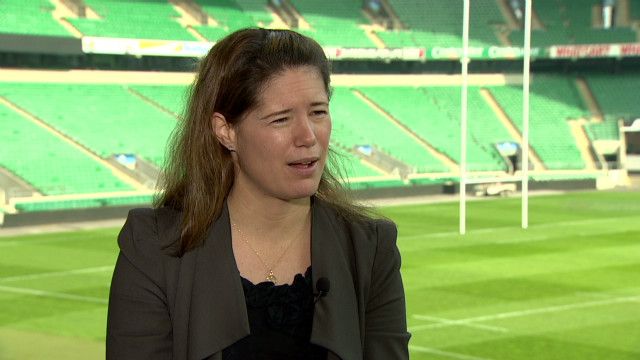 English rugby's financial future