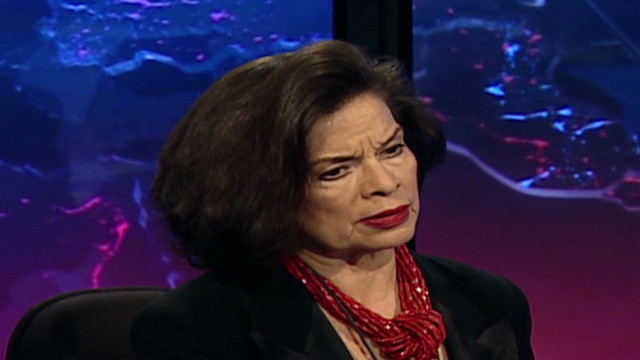 ctw intv bianca jagger on global death penalty rates_00000714