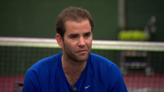 Pete Sampras on the state of US tennis