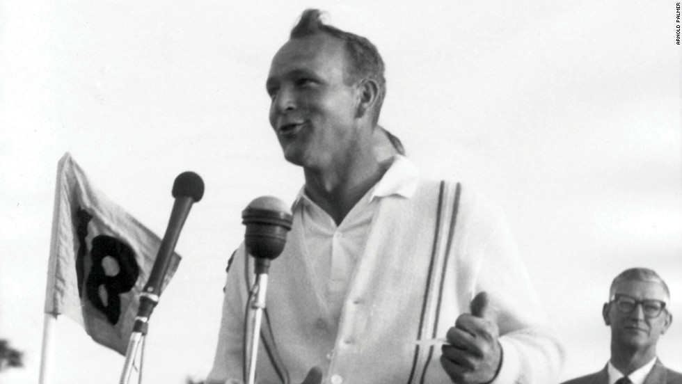 As the American's career went from strength to strength, so did his image as a style icon. He recognized that golf fashion was a market that could be developed and he quickly became a trendsetter both for his looks and for what he was wearing.