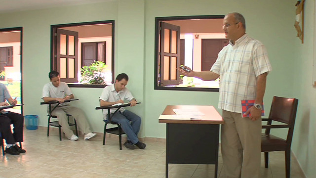 Cuban seminarians inspired by Pope visit