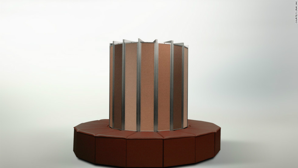 A landmark in supercomputing, another Cray design, the Cray 1, came on line in 1976. It was capable of more than 100 million floating point operations per second.