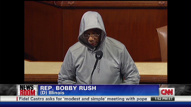 Lawmaker booted for hoodie