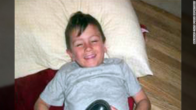"""Caleb Linn """"was full of life,"""" stepfather Randy Muir told CNN affiliate KARK. """"He was an amazing young kid."""""""