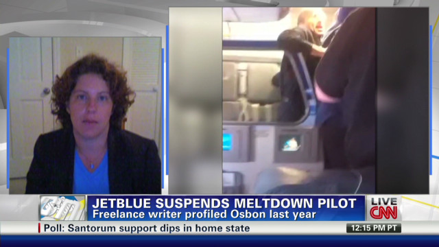 JetBlue pilot remembered as 'fantastic'