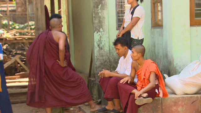 Myanmar: A monk's view of changes