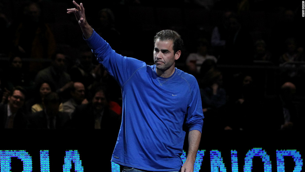 The American gave an exclusive interview about his life, career and the state of tennis.