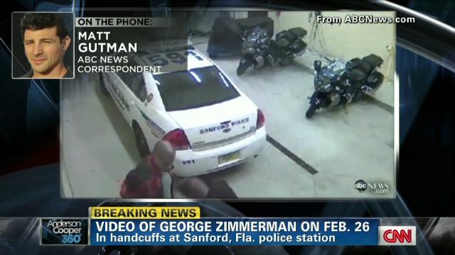 Woman says Trayvon Martin ran away