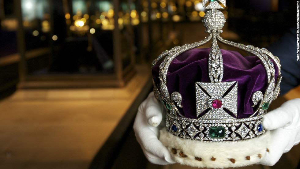 India Crown The Imperial Crown of India