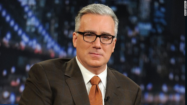 Keith Olbermann left MSNBC in January 2011 after eight years.