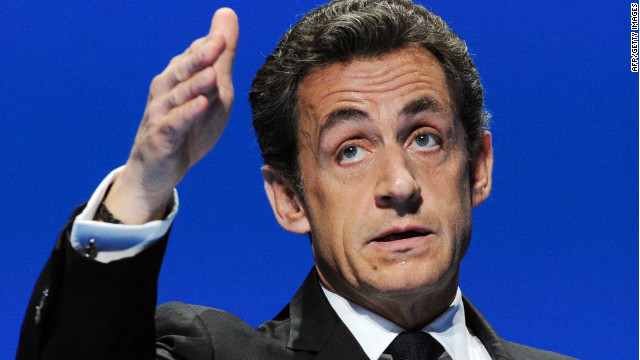 Terror attacks helping Sarkozy?