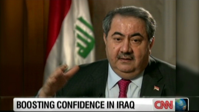 Iraq moving forward