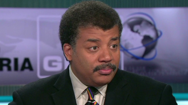 Neil deGrasse Tyson makes case for space