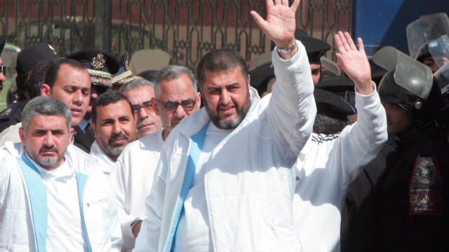 Brotherhood to join Egyptian race