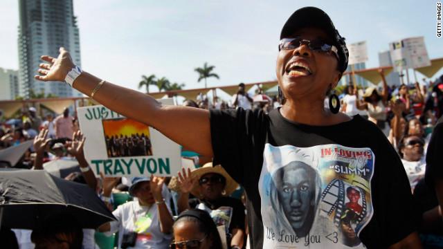 Trayvon Martin's last minutes