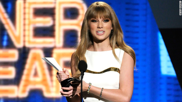 Swift wins, couple marries at ACM Awards