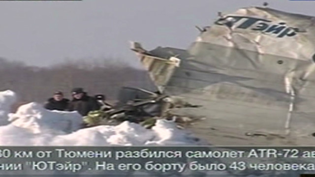 Many dead in Siberia plane crash