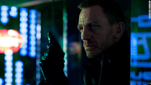 "A still from the upcoming ""Skyfall."""