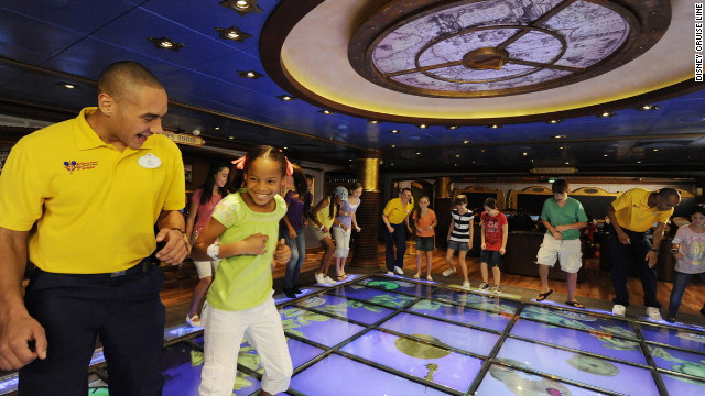 The Magic Play Floor is made up of 32 high-definition displays that lets gamers interact by using their feet or hands.